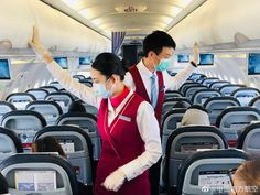 Your wellbeing during flight has always been, and always will be our number one priority. Take care. Flight Attendant Life, Number One