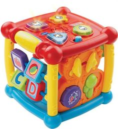 Busy Time Activity Cube