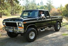 Tim McAvoy's 1979 Ford F250 Ranger XLT Supercab Trailer Special 4x4