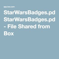 StarWarsBadges.pdf - File Shared from Box