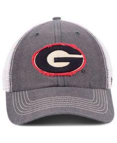 b68cec1baaf  47 Brand Georgia Bulldogs Northpoint Mesh Clean Up Snapback Cap - Gray  Adjustable