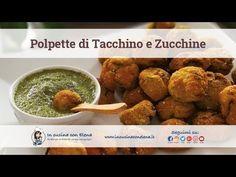 IN CUCINA CON ELENA - Videolezione di cucina - Polpette di tacchino e zu...