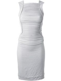 Gareth Pugh / Ruched Bodycon Dress | Case Study