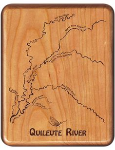 Custom Designed - Laser Engraved - River Map Fly Boxes by StoneflyStudio Custom Engraving, Laser Engraving, Fish Artwork, Playing Card Box, Fly Fishing Gear, Map Design, Personalised Box, Custom Boxes, Groomsman Gifts