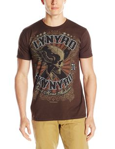 Lynyrd Skynyrd- Sweet Home Alabama Short Sleeve T-Shirt - Large