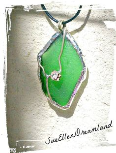 OOAK sea glass pendant natural shape Naxos Island map green white silver alloy Greek souvenir Aegean sea jewelry unique gift for all by SueEllenDreamland on Etsy Sea Jewelry, Unique Jewelry, Unique Gifts, Handmade Gifts, Natural Shapes, Sea Glass, Island Map, Pendant Necklace, Soldering