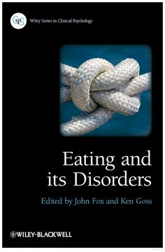 Chapter by B Wren and Z de Beer (2012) Eating disorders in males in: Eating and its disorders. Wiley Series in Clinical Psychology . Wiley Blackwell, Oxford, pp. 427-441.