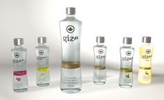 Liquid luxury in a bottle!Gize, the calcium-rich, gold-filtered mineral water
