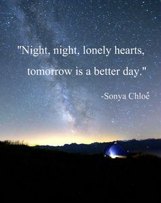 tomorrow is always better