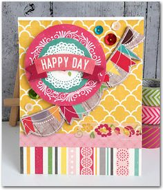 Emma's Paperie: Focus on Chipboard by Daniela Dobson