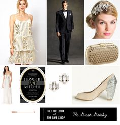 Get the Look: 1920's / The Great Gatsby