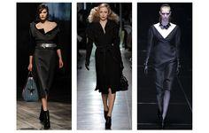 Années 40 Prada, Bottega Veneta et Gucci