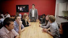 New Leaders Meeting