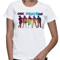 1D one direction For Women T-shirt