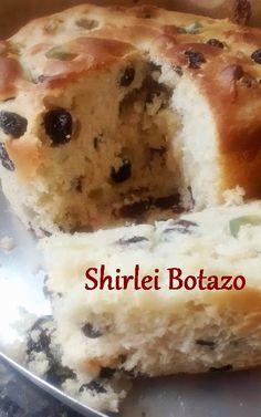 Panetone, de Shirlei Botazo - Espaço das delícias culinárias