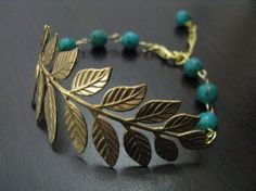Beautiful Bracelet! Not sure how much this is, but the etsy shop has some gorgeous stuff for pretty inexpensive!