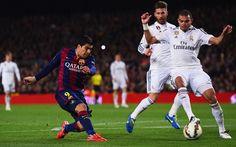 Barcelona 2 Real Madrid 1, match report: Luis Suarez' Hot Shot.