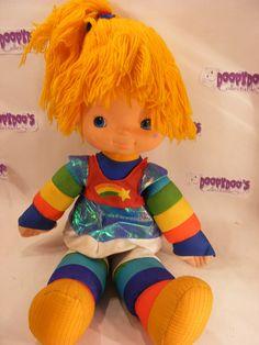 Rainbow Brite: blast from MY past!