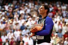 This look!! Rafael Nadal 2017