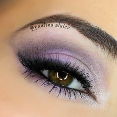 Prom Makeup by Paulina A. Watch her video tutorial and DIY for a stunning look.
