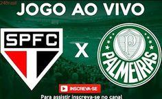 Assistir São Paulo x Palmeiras ao vivo    Brasileirão 2017