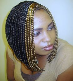 43 Cool Blonde Box Braids Hairstyles to Try - Hairstyles Trends Box Braids Bob, Box Braids Hairstyles For Black Women, Blonde Box Braids, African Braids Hairstyles, Braids For Black Women, Braids For Black Hair, Bob Hairstyles, Trendy Hairstyles, Beautiful Hairstyles