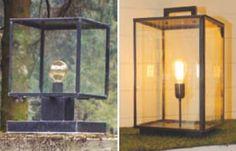 Traditional Lighting   Traditionelle & klassische Lampen & Leuchten - Lantern Pillar & Table
