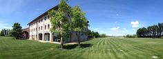 A view on #Hfarm #workplace #startups #incubator #venture #countryside #veneto #italy #farm #offices