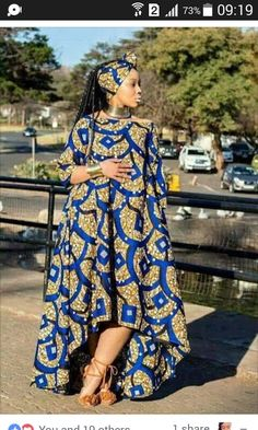 Latest Ankara Dress Styles - Loud In Naija Latest African Fashion Dresses, African Dresses For Women, African Print Dresses, African Print Fashion, Africa Fashion, African Attire, African Wear, African Women, Ankara Fashion