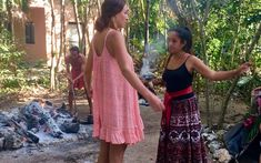 I have been wanting to experience a temazcal for ages.  Any sort of spiritual clearing or healing activity always gets my attention, and Mexico is a ideal place for such encounters. Here is what I learnt from my experience at a Mayan sweat lodge.