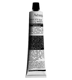 AESOP Parsley Seed cleansing masque 60ml