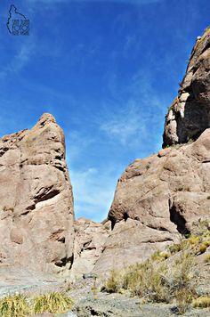 for climbing?- Quebrada de la Dehesa. San Juan, Argentina