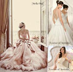 Os 100 vestidos de noiva modelo princesa mais lindos de todos os tempos!
