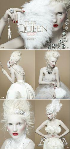 Photographer: Vitor Shalom. Style: Katharina Wipfler. Model: Elisa Rampi
