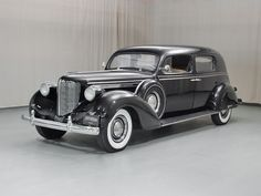 1938 Chrysler Custom Imperial Drivers Side Front View