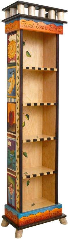 Sticks Bookcase 72771