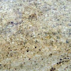 KASHMIR GOLD. Fine spots of brown red on a soft creamy yellow backgroud with thin black veins. Stunning granite color available at Knoxville's Stone Interiors. Showroom located at 3900 Middlebrook Pike, Knoxville, TN. www.knoxstoneinteriors.com. FREE Estimates available, call 865-971-5800.