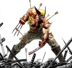 Wolverine by Dustin Weaver Comic Book Characters, Marvel Characters, Comic Character, Comic Books Art, Comic Art, Marvel Comics, Hq Marvel, Marvel Heroes, Cosmic Comics