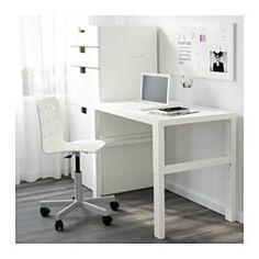 PÅHL Psací stůl - bílá - IKEA