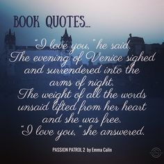 A #romantic  #love #quote from Passion Patrol 2. Find out more http://ift.tt/1s78DeH