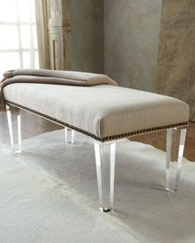 Isn't this a most elegant combination of contemporary and classic? Sleek!