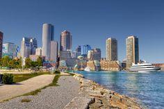 Boston Harbor,Massachusetts