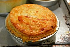 Curried Chicken Pies | http://pinkpostitnote.com/2015/06/curried-chicken-pies.html