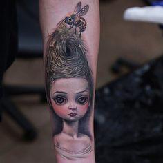 27 nouveaux tatouages effrayants   4 nouveaux tatouages effrayants qui font peur 26