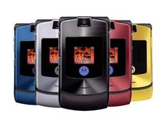 10 years ago, the Motorola Razr V3 made its debut: http://cnet.co/1sUQYp5