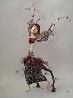 Zhuravleva Svetlana. Marina Tsvetaeva Love Art, All Art, Doll Eyes, Russian Art, Paper Clay, Dream Garden, Puppets, My Hero, Art Dolls