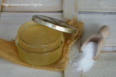 Scrub viso zucchero e miele