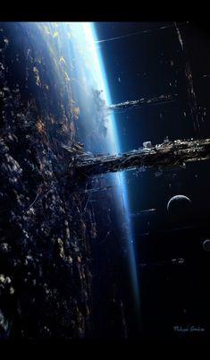 Jupiter Ascending Concept Art