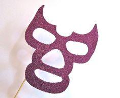 Image result for como decorar una fiesta de lucha libre
