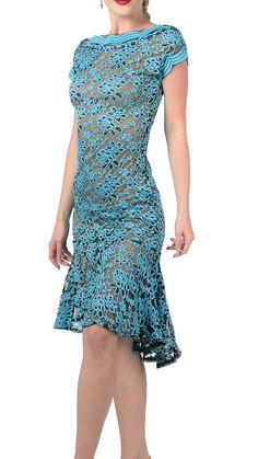 Tango Dress by Atalier Vertex Tango Dress, Tango Dance, Jazz Dance, Latin Dance, Dance Wear, Modest Dresses, Elegant Dresses, Dance Outfits, Chic Outfits